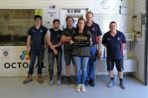 Balcatta Panel and Paint strikes Gold