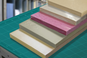 Treotham's wear-resistant sliding plates