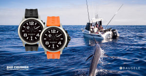 Win a Bausele moon/tide watch