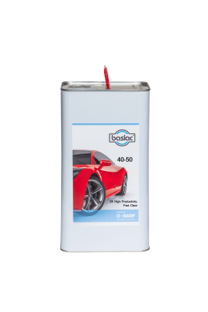 Baslac 40-50 clearcoat from BASF