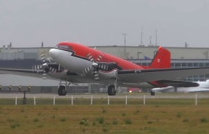 FRIDAY FLYING VIDEO: Basler BT-67