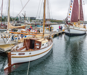 One month to go to Wooden Boat Festival of Geelong