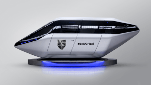 Bell and Safran Announce Shared Vision for On Demand Mobility