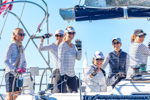 MySail organises successful MHYC Women's Regatta