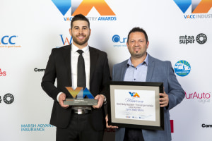 VACC 2019 award winners