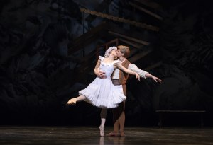 Rare opportunity to see MacMillan ballet