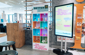 Golden Arches go green in Germany