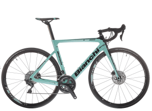 Bike Review: We Ride The Bianchi Aria Disc
