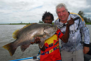 Fly River: PNG sportfishing at its finest