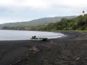 Black sands and black magic: Vanuatu