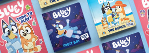 Bluey books have sold 1 million copies in Australia