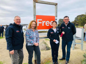 First free boat ramps announced in Vic