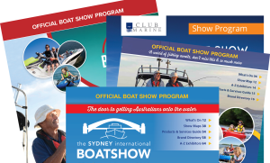 Hurry – last chance for Sydney boat show program