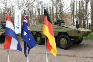 Bisalloy and Rheinmetall extend teaming agreement