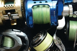 Understanding braid and polyethylene fishing line