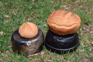 How to make bread in the bush