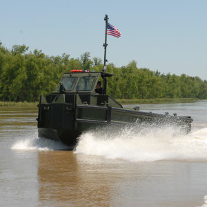 Birdon delivers first bridge boats to US