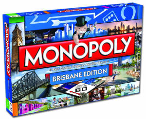 Brisbane landmarks establish a Monopoly