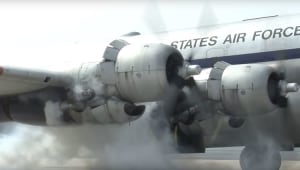 FRIDAY FLYING VIDEO: C-97 Start-up