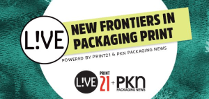 LIVE: New Frontiers in Packaging Print event launched