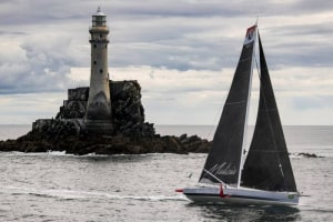 A month to go: 21 IMOCAs registered for the 2019 Rolex Fastnet Race