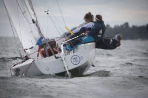 Former champions leading the way in Women's Match Racing Worlds