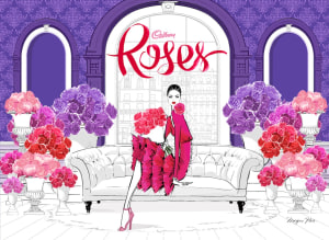 Cadbury comes up Roses with redesign for Mother's Day