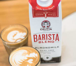 Dairy-free coffees delivered down under