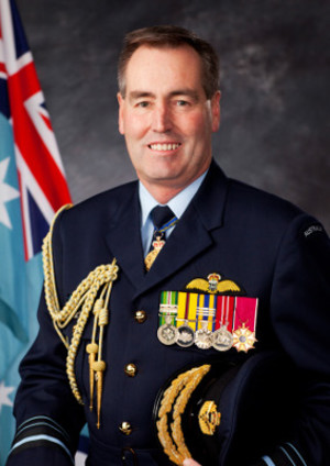 From the Source: Air Marshal Geoff Brown, Chief of Air Force | ADM February 2014