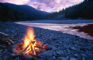 Missing camping? Check out our virtual campfire