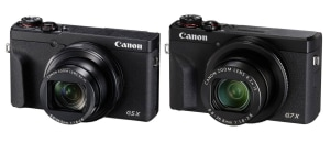 Canon announce PowerShot G7X Mark III and G5X Mark II