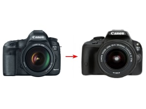 "Why I swapped my ""professional"" DSLR camera for the cheapest option available"