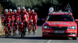 Michelin returns to WorldTour&#x3b; sponsors Cofidis