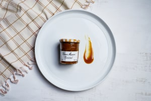 A caramel touch for Bonne Maman