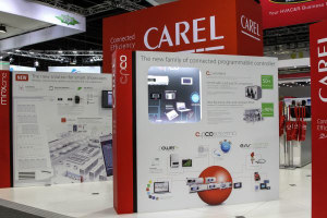 Carel connectivity takes control