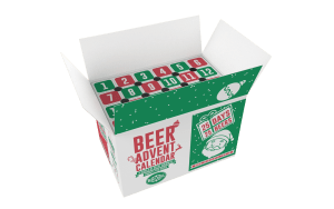 Visy and Beer Cartel co-design advent box