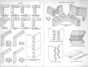 Cassell's Carpentry and Joinery as a Free Download