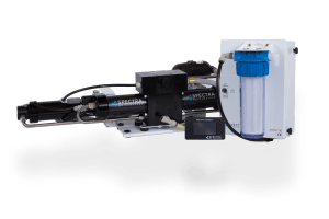 Spectra Connect will automatically run and monitor a watermaker