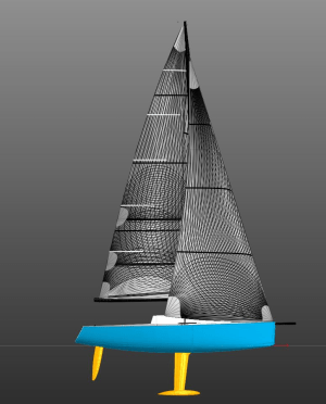 Doyle launches Delta, a sail for club racers and performance coastal cruisers under 15 metres