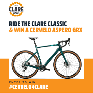Win A $5500 Cervelo Aspero: A 'Race Gravel' Masterpiece