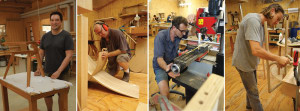 The Graduates: Centre For Fine Woodworking NZ