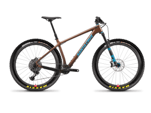 Santa Cruz launch bold new Chameleon range