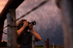 Storm chasing at its extreme