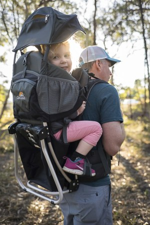 Review: Panda Child Carrier