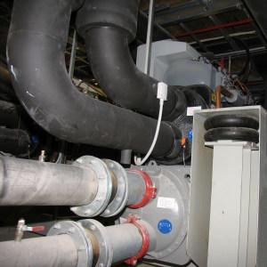 Engineering support for HVAC plant issues