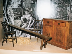 Historical: Chinese-Australian furniture makers and their tools