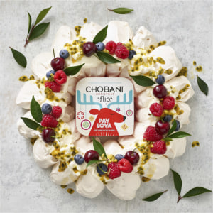 Chobani flips into the Christmas spirit