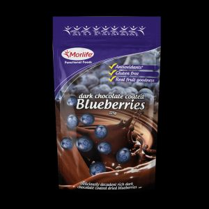 Product of the week: Morlife choc-coated blueberries
