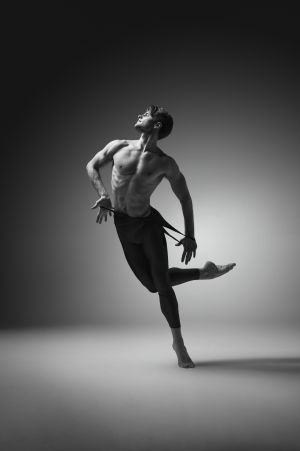 Meet the Australian Ballet's Christopher Rodgers-Wilson