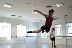 WA Ballet's Christopher Hill: Climbing the choreographer Ladder